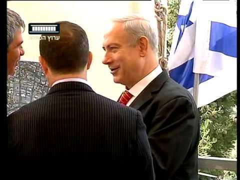 ערוץ הכנסת - נתניהו מבקר בשכונת גילה, 24.10.12