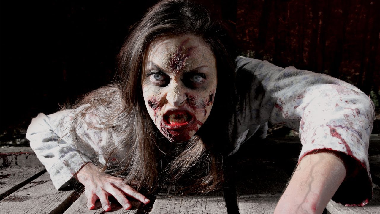 Fear of the Living Dead - HD Zombie Short Film - YouTube