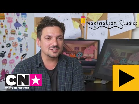 Interview de Ben Bocquelet, créateur de Gumball | Imagination Studios | Cartoon Network