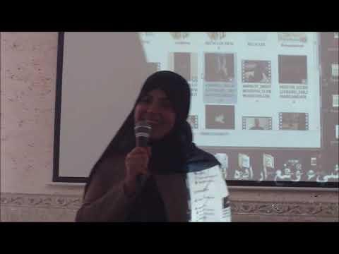 مبادرة أكتب بحروف عربية  في طبعتها الثانية تر النور  بسيدي عكاشة