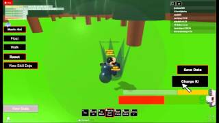 Roblox DBEA Battles joshua266 vs killrrover