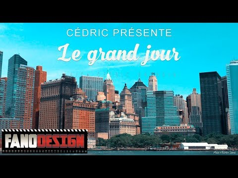 Le grand jour - Cedric [STREET CLIP OFFICIEL] #FanoDesign