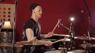 "Oceans Ate Alaska - ""Blood Brothers"" Drum Play Through"