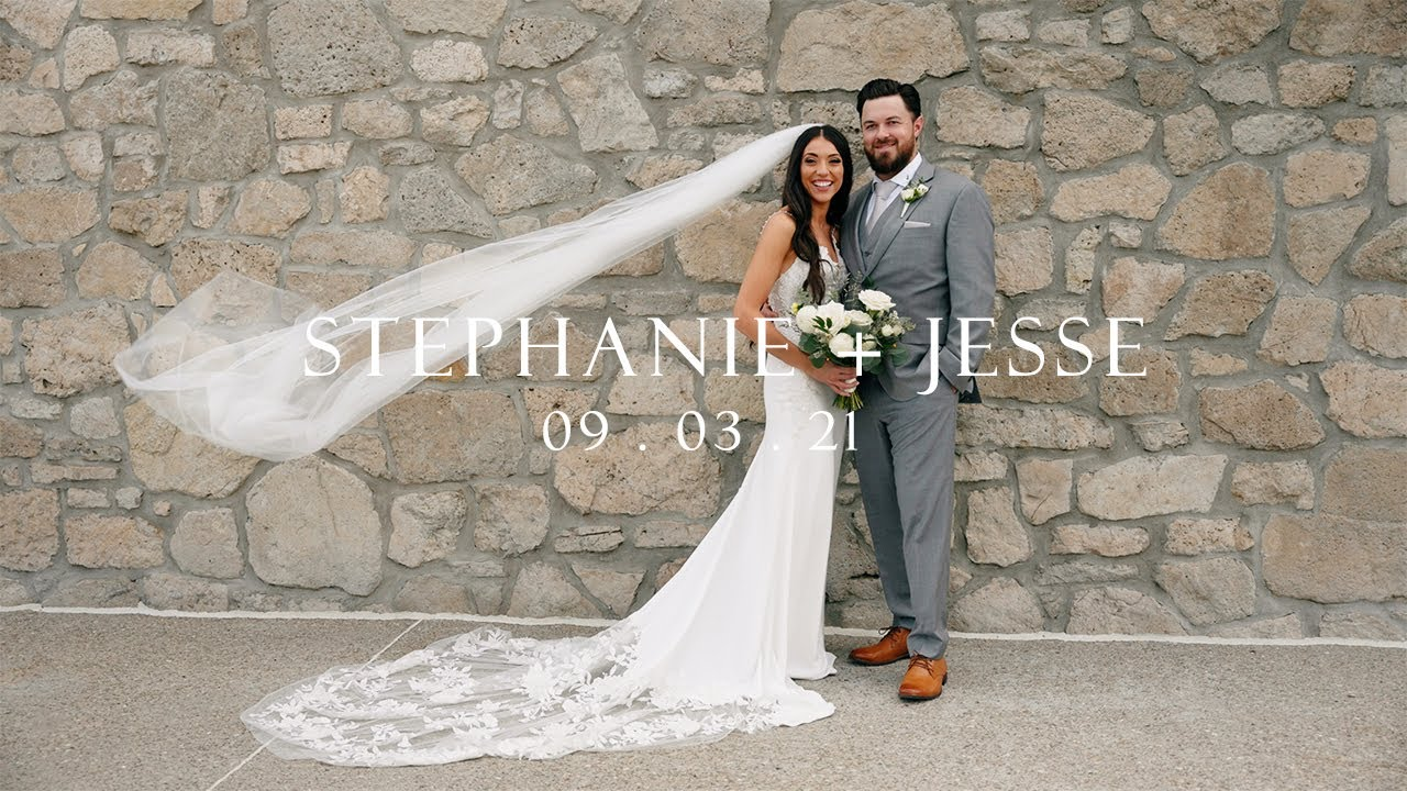 Stephanie + Jesse . Cambridge Mill Highlight Film