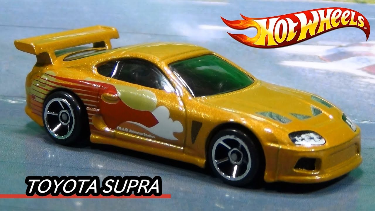 hot wheels the fast and the furious toyota supra youtube. Black Bedroom Furniture Sets. Home Design Ideas