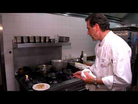 Grilled Hawaiian Swordfish Steak With Sea Beans