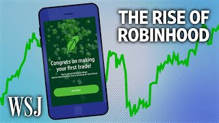 How Robinhood Transformed Retail Trading Ahead of Its IPO   WSJ