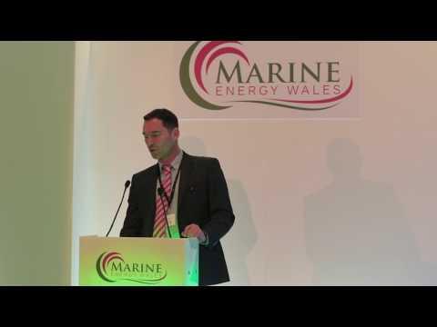 David Jones (Marine Energy Wales) - Marine Energy Wales Conference 2017
