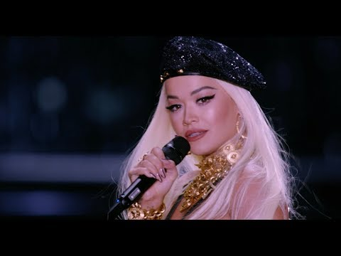 VIDEO: Rita Ora - Let You Love Me (Live From The Victoria's Secret 2018 Fashion Show)
