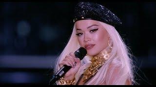 Rita Ora - Let You Love Me  Live From The Victoria's Secret 2018 Fashion Show