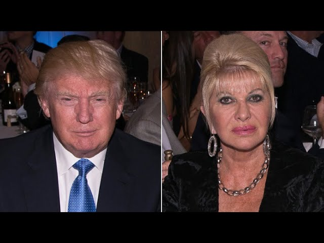 The Truth About Ivana's Relationship With Donald Trump Now