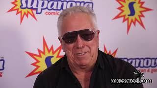 Vlog 3 – Supanova Comic-Con & Gaming 2019 – Steve Bisley