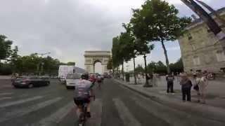 MF Tour de Beauvais 2015 - Ankomst i Paris 2