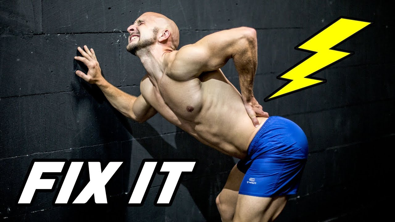 Fix Lower Back Pain  Easy Tips