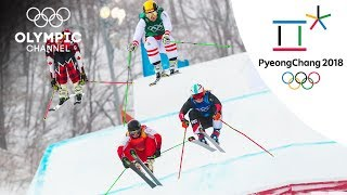 Canadian one-two at the Freestyle Skiing | Day 14 | Winter Olympics 2018 | PyeongChang