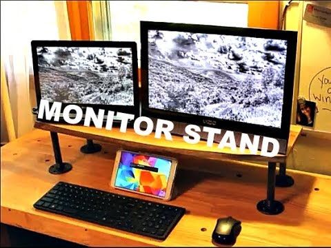 Monitor Stand Diy
