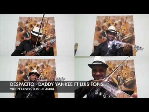 DESPACITO - Luis Fonsi ft Daddy Yankee - TIMBA VIOLIN COVER by JOSHUE ASHBY