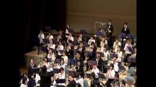 チャイコフスキー/戴冠式祝典行進曲【ミューズ交響吹奏楽団】