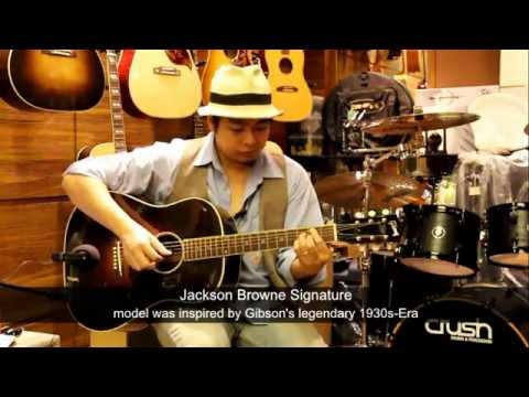 Gibson Jackson Browne Signature by AcousticThai.Net