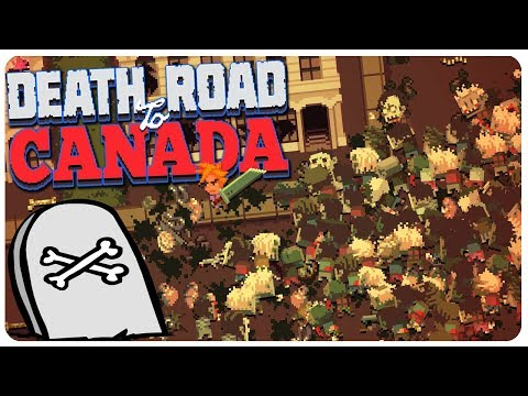 Hello Darkness, My Old Friend | Death Road To Canada Gameplay (Mobile | PC)