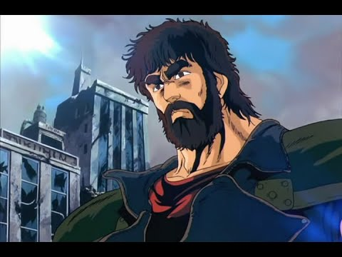 Fist of the northstar animated movie