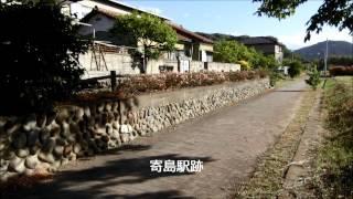 上武鉄道日丹線廃線跡を歩く