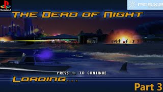 Jaws Unleashed- Part 3: The Dead of Night (PS2)