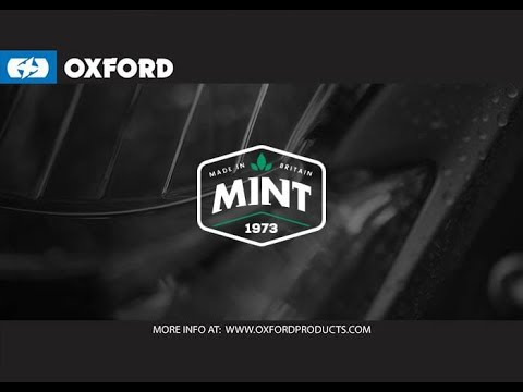 Oxford's NEW Mint cleaning range teaser