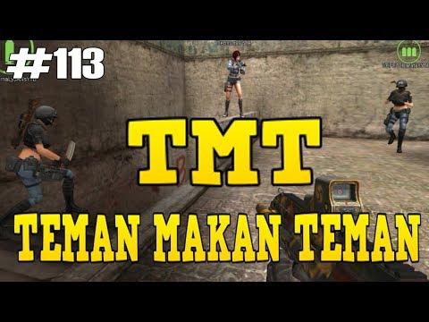 TEMAN MAKAN TEMAN - POINT BLANK Funny Moments in Clan War #113
