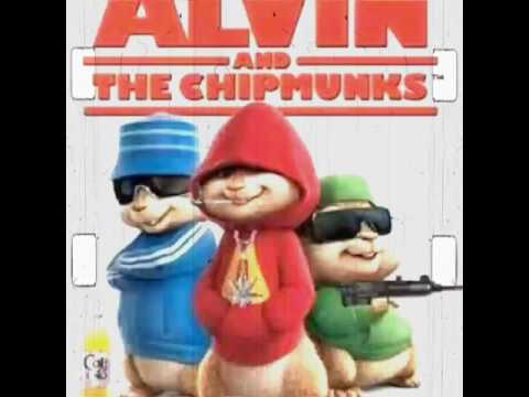 Alvin and the Chipmunks sing First day out by Tee Grizzley