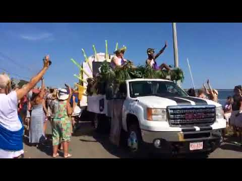 Watch the entire 2017 Provincetown Carnival Parade