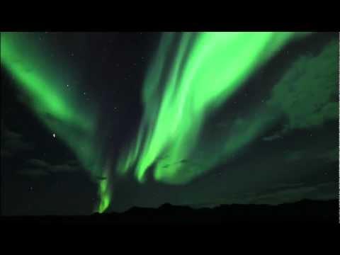 Aurora in the Yukon