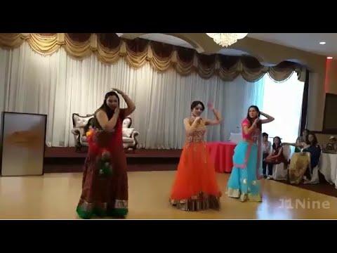Indian Punjabi Wedding Dance Songs Performance