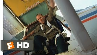 The Transporter (4/5) Movie CLIP - Skydive onto the Convoy (2002) HD