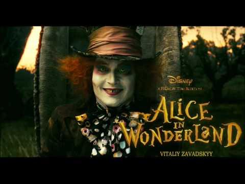 Alice in Wonderland soundtrack  Vitaliy Zavadskyy