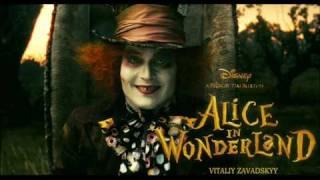 Alice in Wonderland soundtrack - Vitaliy Zavadskyy