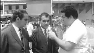 Entrevista com Governador do Maranhão José Sarney (1968)