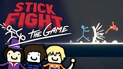 Stick fight the game (Zombey)
