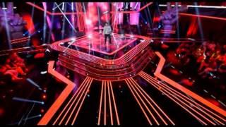 The Blind Audition - ვანო ტურაბელიძე / Vano Turabelidze