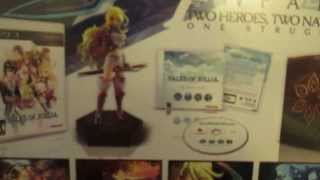 Tales of Xillia Limited/Collector's Unboxing (USA)