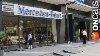 Mercedes Benz opens a new dealership in Vashi, Navi Mumbai