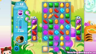 Candy Crush Soda Saga Level 326 No Booster