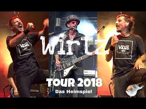 Daniel WIRTZ - Die fünfte Dimension Tour (9 Complete Songs) - Live @ Heinsberg 14.7.2018