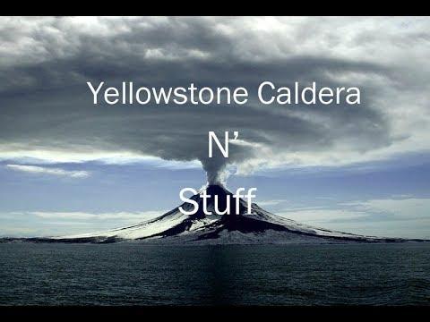 1/16/18 Yellowstone Caldera/Rattlesnake Ridge/Strange Explosions/(11-24-2015) Magma Intrusion