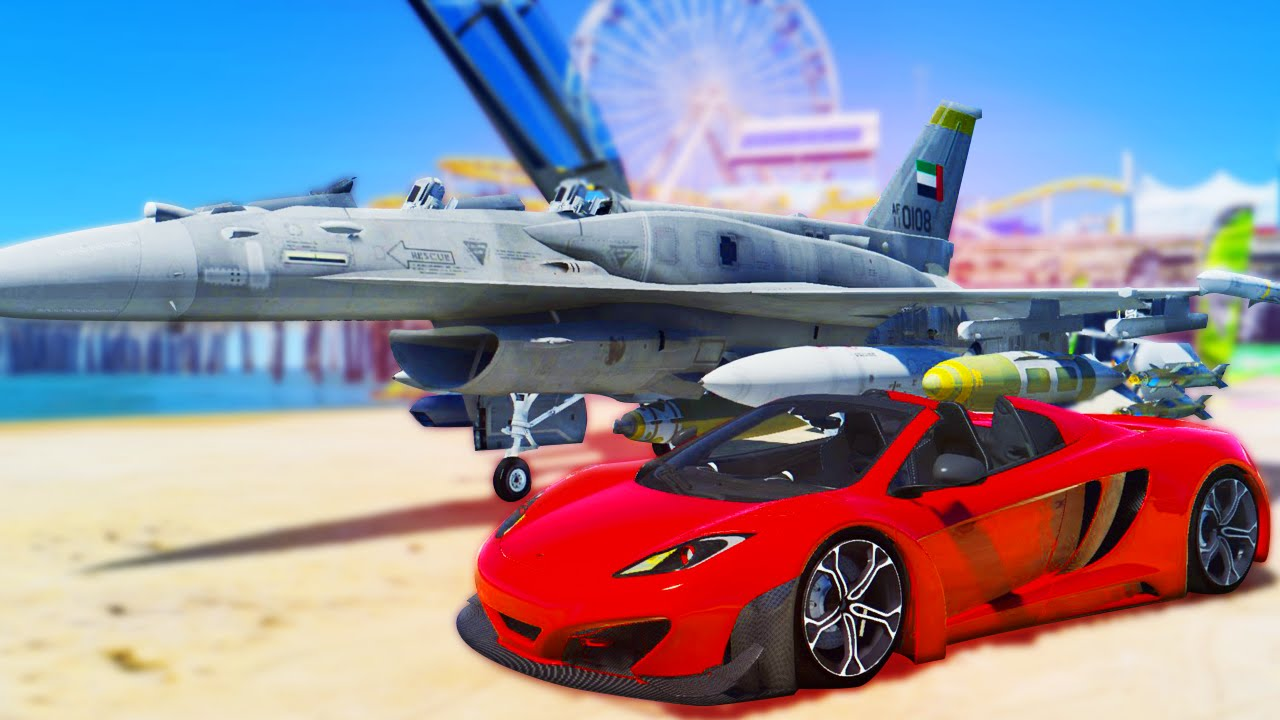how to get a jet in gta 4 ps3