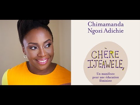 """Chère Ijeawele..."": Lecture et rencontre avec Chimamanda Ngozi Adichie • #fifdh18"