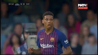 видео: Jean-Clair Todibo vs Celta Vigo (2019/4/5) HD  Every Touches  Individual Highlights #todibo #barca