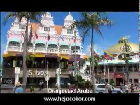 Aruba tour de City