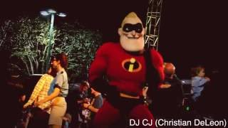 #IncrediblesSuperDanceParty - DJ Spin Christian DeLeon