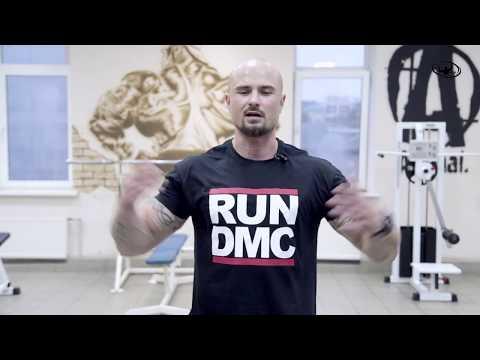 Упражнения на дельты: тренируем передние, средние и задние
